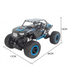 1/14 2.4G 4WD Independent Damping High Speed RC Rock Crawler