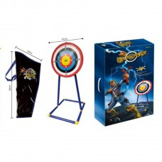 777-707A Kids Toy Archery Bow and Arrow Set with Target and Stand