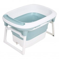Toytexx Children Foldable Bathtub Non-Slip, Household Folding Bathtub, Environmental protection, Multi-function