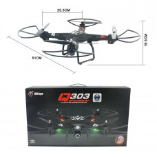 WLtoys Q303-A RC Quadcopter 5.8G FPV 720P Camera 4CH 6Axis RTF Drone