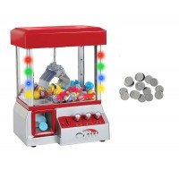 The Claw Toy Grabber Machine with LED Lights-SLW-852A