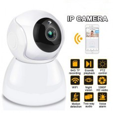 Home Security Wireless Camera Wi-Fi V380 Pro A3 720P Night Vision Baby Monitor
