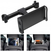360 Rotation Universal Car Rear Pillow Tablet Phone Holder Stand