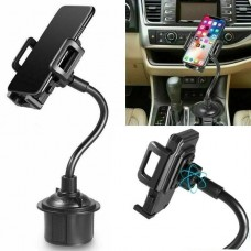 Adjustable Car Cup Smartphone Mount Holder with Adjustable Arm and 360¡ã Degree Universal Rotatable Cradle for iPhone X XS Max XR 8 Plus / Galaxy S10 10+S10e S9/Huawei /GPS & Smartphones