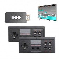 Extreme Mini Retro Game Console  with Wireless Controller HDMI Output Dual Players