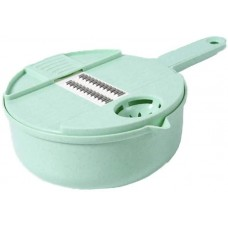 12-in-1 Multi-Functional Vegetable Chopper Cutter Easy Food Mandoline Slicer