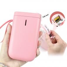 Niimbot D11 Bluetooth Thermal Label Printer Sticker Price Tag Maker with APP - Pink