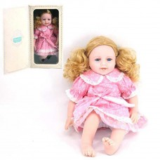 "Simulation Girl 20"" Cuddle Lifelike Baby Play Doll Soft Toy - 2042B"