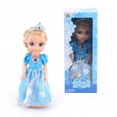 BiBi Winter Ice Princess Singing Music Doll with Lights - 33321
