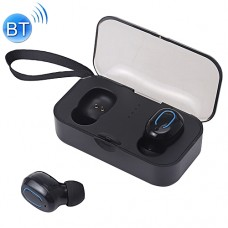 I18s TWS Mini Wireless Bluetooth 5.0 Earphones Stereo Earbud Headset Fitness Headphones With Charging Case