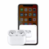 2020 TWS Wireless Earbuds,  Headphones Pop-up Display (iOS Only) -- Noise Cancellation function not applicable