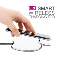 Smart Wireless Charger for iPhone X/ 8/ 8 Plus, iPhone XS/ XR/ XS Max, Samsung Galaxy S9 S9 Plus/S8 S8 Plus/Note 8/S7 S7 Edge