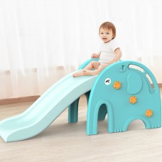 Toytexx Kids Safe Playful Big Folding Slide Children Elephant Shape slide