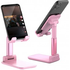 Foldable Smart Phone Tablet Desktop Holder Stand