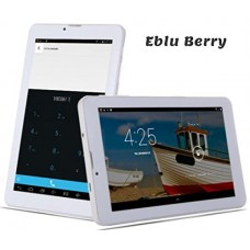 Eblu Berry B731 3G, Tablet 7 inch, Android 4.4.2, 8GB, 1GB DDR3, Wi-Fi, Bluetooth, Dual Core, Dual Camera, 2 SIM, White