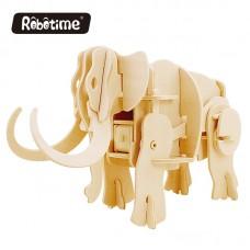 Robotime DinoBots A400 Sound-control Mammoth