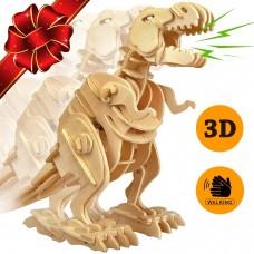 Robotime DinoBots D210 Sound-control Walking T-Rex