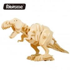 Robotime DinoBots D220 Sound-control Biting T-Rex