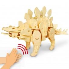 Robotime DinoBots D440 Sound-control Stegosaurus