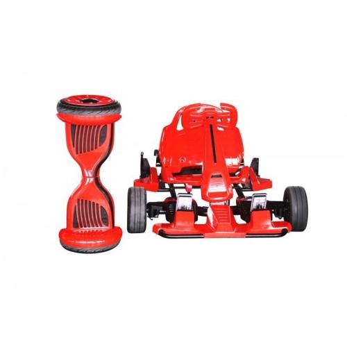 Smart Balance Scooter Kart Racing Go Kart For 10 Inch Hoverboard
