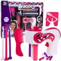 Kids Electric Automatic Hair Braiding Knitting Machine Diy Fashion with Accessories - 892