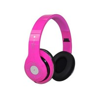 Wireless Bluetooth High Definition On-Ear Stereo Headphones STN-16