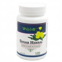 Alida Sugar Herbal Healthy Blood Sugar Herbal Complex - 100 Capsules