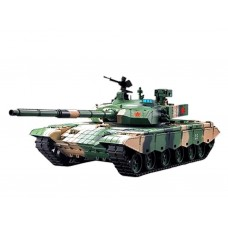 3899A 1/16 RC 2.4G Smoke&Sound Chinese ZTZ 99A MBT