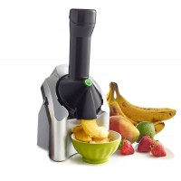 Electric Fruit Soft Serve Ice Cream Maker Machine