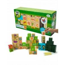 Letters Building Block