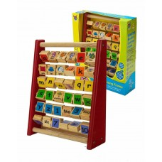 Wooden Learning Frame