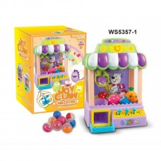 Claw Toy Grabber Machine / Prize Machine with LED Lights