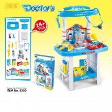 8330 Doctor Deluxe Medical Play Set--Pretend Play Set