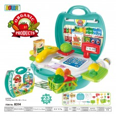Education  Pretend  Role  Play  Set  Dream  Suitcase 8314 ORGANIC PRODUCT
