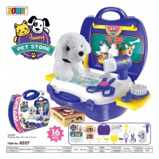Education  Pretend  Role  Play  Set  Dream  Suitcase   8357 PETS STORE 2