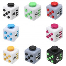 8pcs Cube Spinners