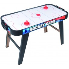 "20168H 40"" Air Hockey Game Table with 2 Pucks & 2 Pushers"