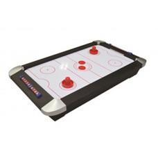 "21"" Tabletop Air Hockey Game with 2 Pucks & 2 Pushers (20318)"