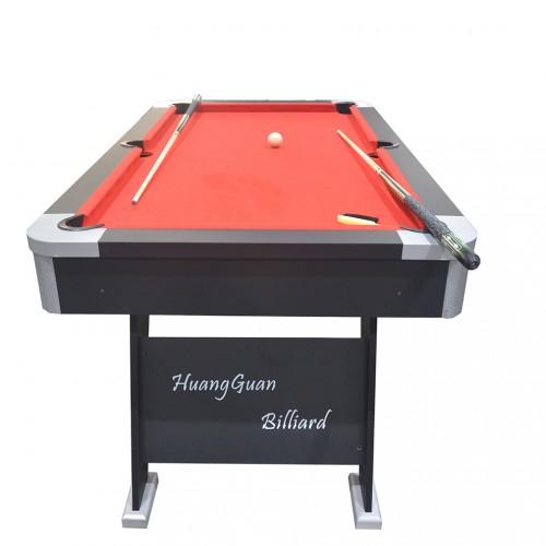 20391 5 Ft. Full Size Billiard Table Pool Table ...