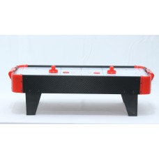 HG278BW Tabletop Air Hockey Game with 2 Pucks & 2 Pushers