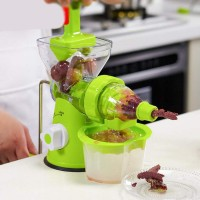 Mini Hand-Manual  Multi-Function Juicer  Squeezer Fruits Vegetable