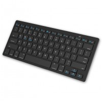 Ultra-thin Multimedia Wireless Bluetooth Keyboard for  iOS, Windows, Android BK3001