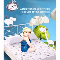 Queen Size Children Comfortable Waterproof Mattress Pad