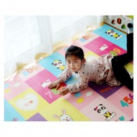 Baby  Double-Side Folding Non-Toxic Non-Slip Reversible Waterproof XPE Playmat