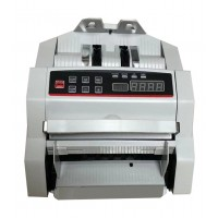 LED Money Bank Note Counting Machine Multi-Currency Bill Counter with UV Counterfeit Bill Detection