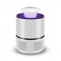 Indoor USB Powered LED Mosquito Killer Lamp - White