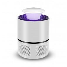 Indoor USB Powered LED Mosquito Killer Lamp - White