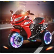 Kids Ride On A2 Electric Motorbike with LED light And Music
