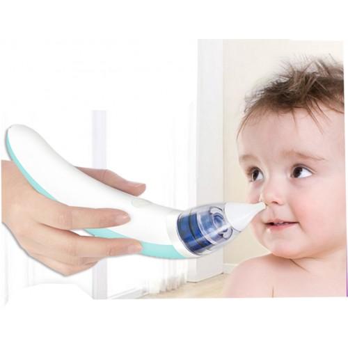 Portable Adult Baby Nasal Aspirator Newborn Baby Infant Nose
