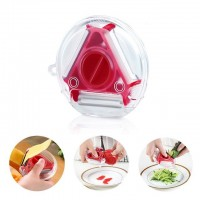 3-in-1 Multifunctional Vegetable Fruit Peeler Cutter Slicer